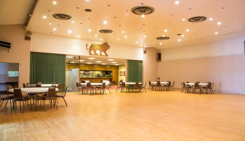 Photo of San Francisco event space venue Mission Rehearsal