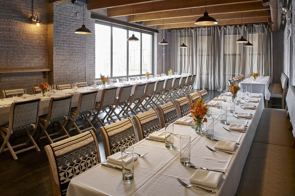 Photo of Chicago event space venue Salero 's Private Dining Room