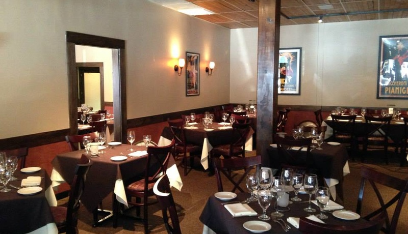 Photo of San Francisco event space venue Pastas Trattoria