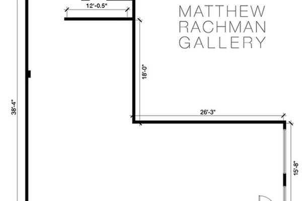 Photo of Chicago event space venue Matthew Rachman Gallery