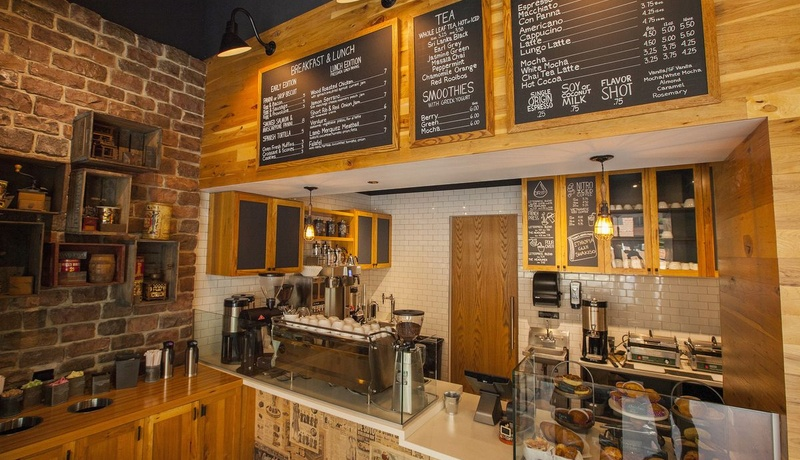 Photo of Chicago event space venue Cafe Press