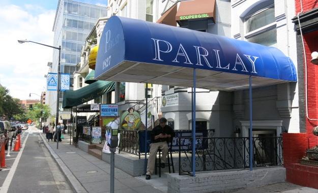 DC / MD / VA venue Parlay Sports Lounge