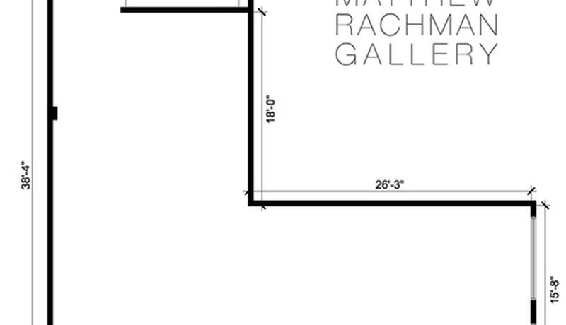 Photo of Chicago event space venue Matthew Rachman Gallery