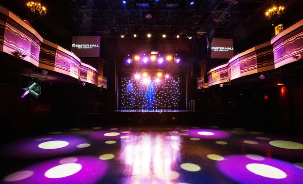 NYC / Tri-State venue Webster Hall