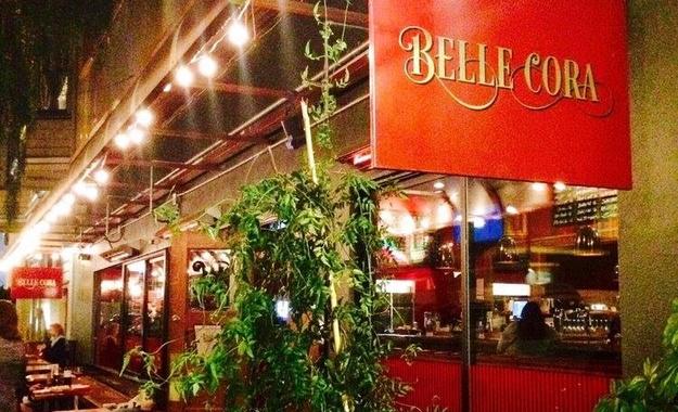 San Francisco venue Belle Cora