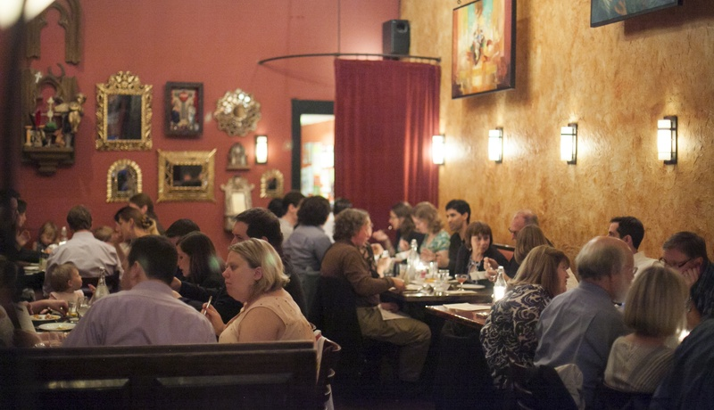 Photo of San Francisco event space venue DESTINO- latin bistro/pisco bar
