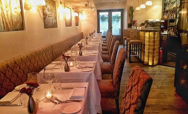 NYC / Tri-State venue Caffe dei Fiori Restaurant