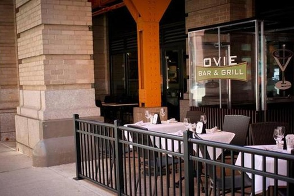 Photo of Chicago event space venue Ovie Bar & Grill