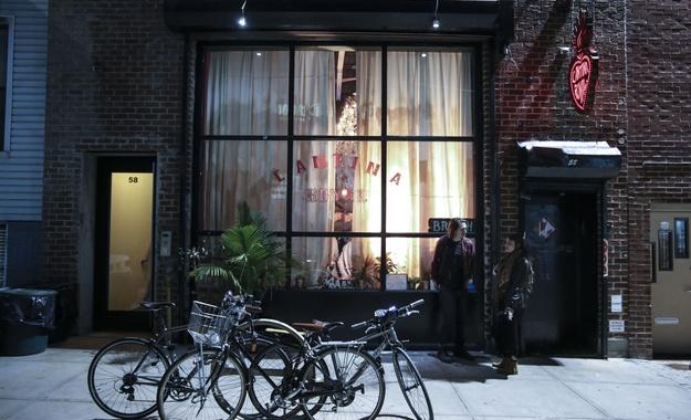 NYC / Tri-State venue Cantina Royal