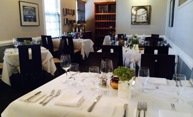 DC / MD / VA venue Villa Mozart Restaurant
