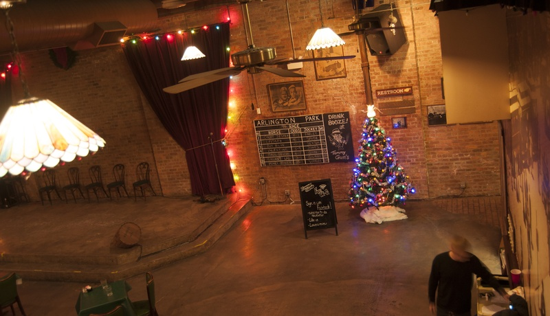 Photo of Chicago event space venue Tommy Gun's Garage