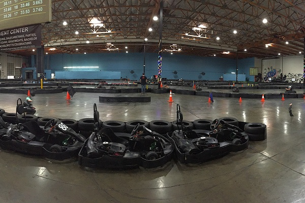 Photo of Umigo Indoor Kart Racing & Event Center, San Francisco