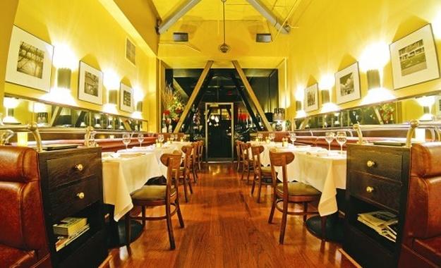 San Francisco venue Cafe Claude