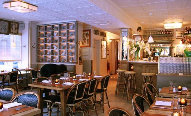 NYC / Tri-State venue Cafe Cluny