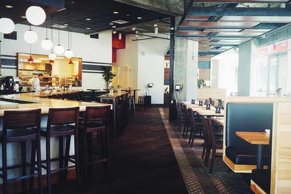 Photo of San Francisco event space venue Red Dog Restaurant & Bar