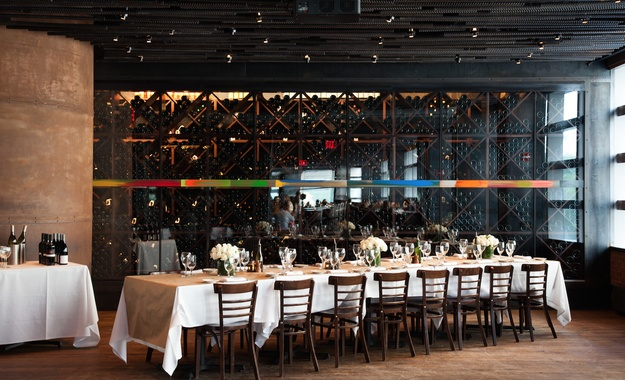 NYC / Tri-State venue landmarc [at the time warner center]