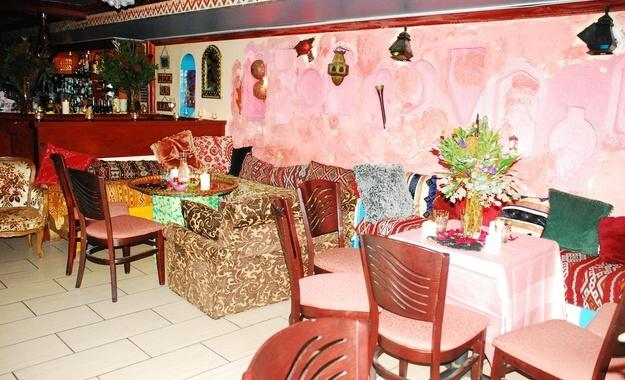 NYC / Tri-State venue Tagine Fine Moroccan Dining