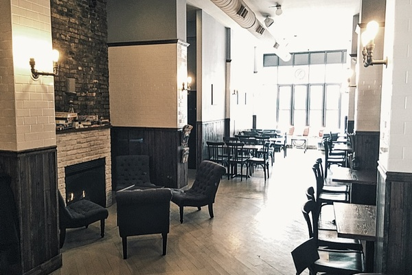 Photo of Chicago event space venue Beermiscuous's Back Cafe