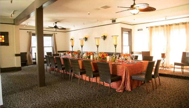 Photo of San Francisco event space venue Palacio Restaurant