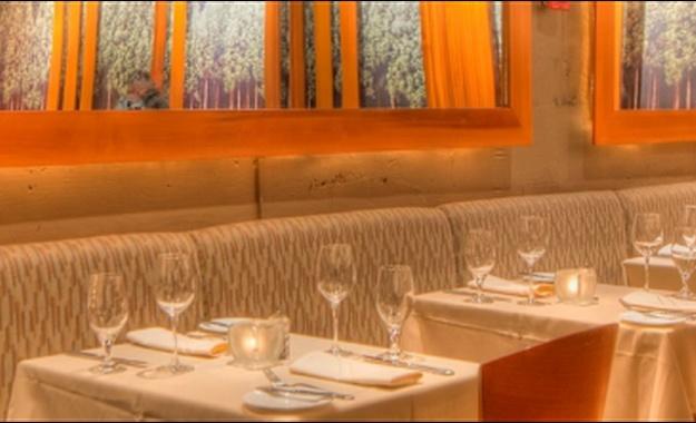 DC / MD / VA venue Cedar Restaurant