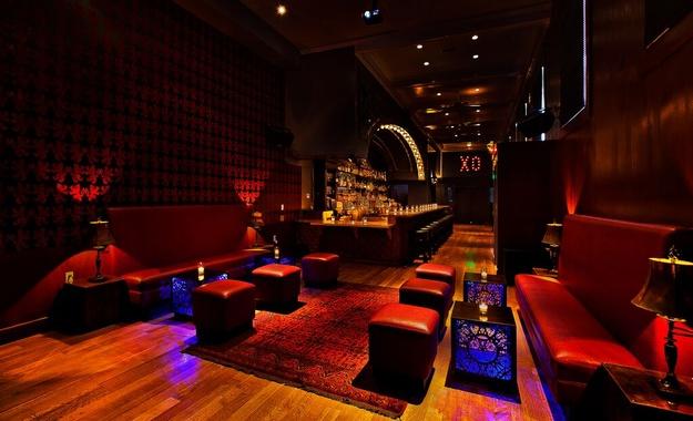 San Francisco venue Bond Bar