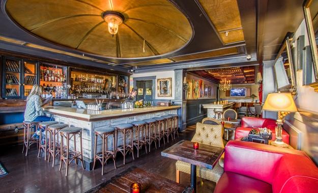 San Francisco venue Noir Lounge