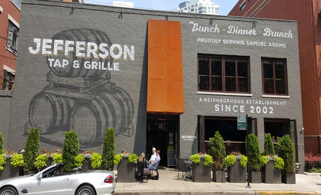 Chicago venue Jefferson Tap & Grille
