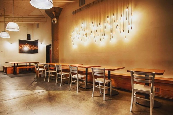 Photo of San Francisco event space venue Coffee Bar Mission District