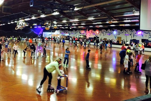 Photo of Chicago event space venue Orbit Skate Center