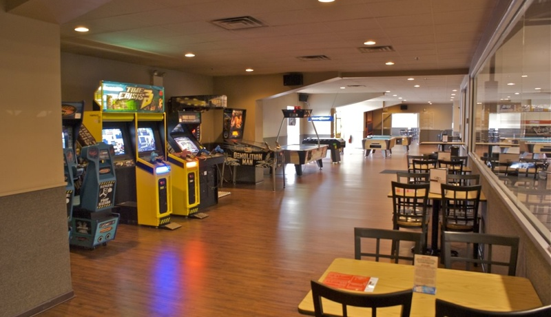 Photo of Chicago event space venue WhirlyBall Lombard