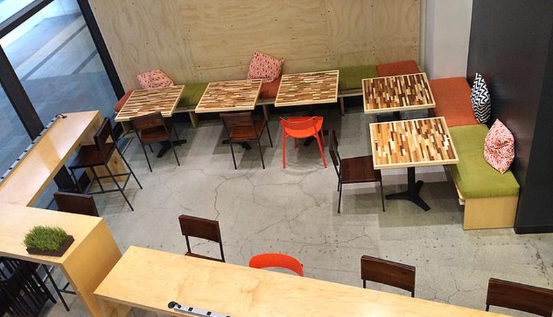 Photo of San Francisco event space venue Workshop Cafe