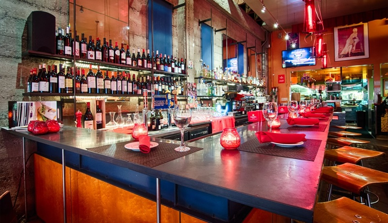 Photo of San Francisco event space venue B44 Catalan Bistro