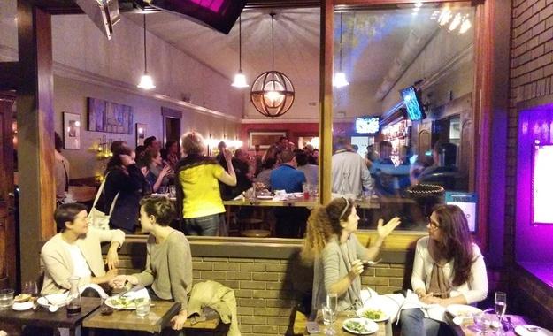 San Francisco venue Barlago Italian Kitchen