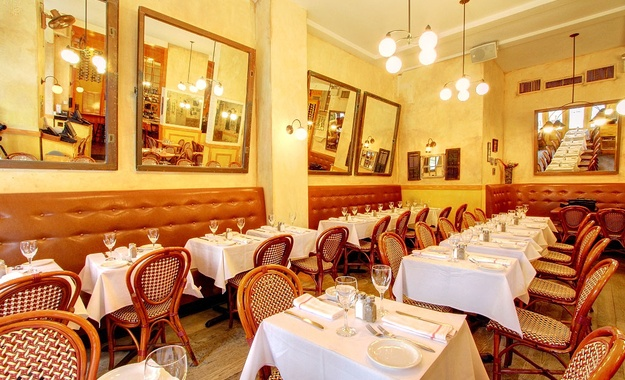 NYC / Tri-State venue Cafe Du Soleil