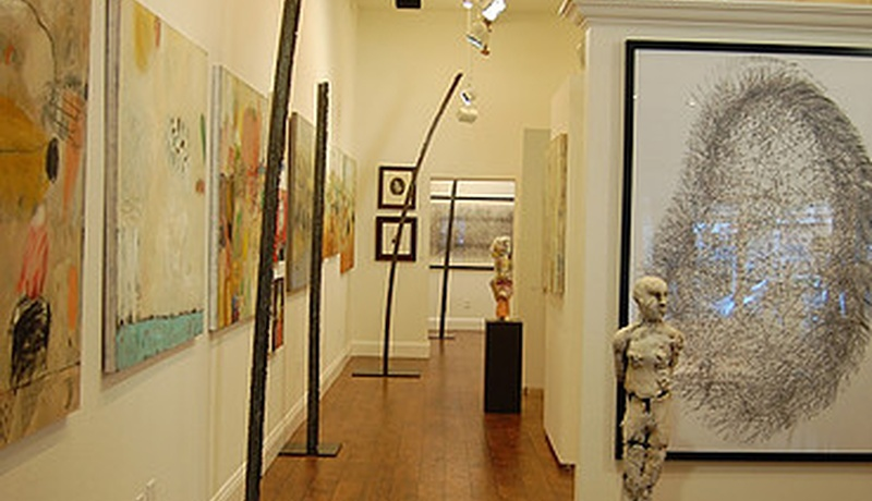 Photo of San Francisco event space venue Room Art Gallery