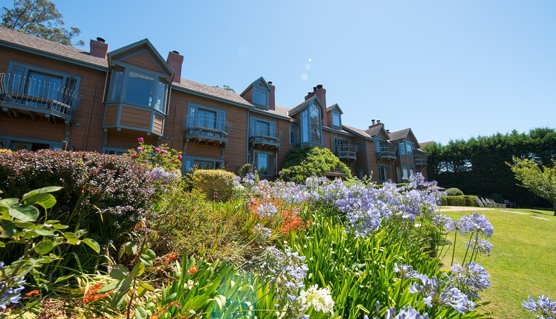 Photo of San Francisco event space venue The Lodge at Point Reyes