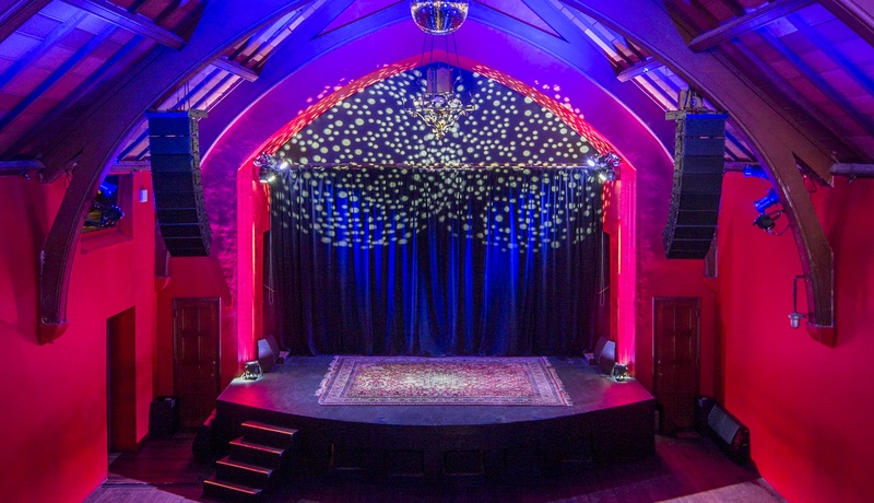 Photo of San Francisco event space venue The Chapel