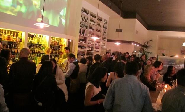 NYC / Tri-State venue Le Midi Bar & Restaurant