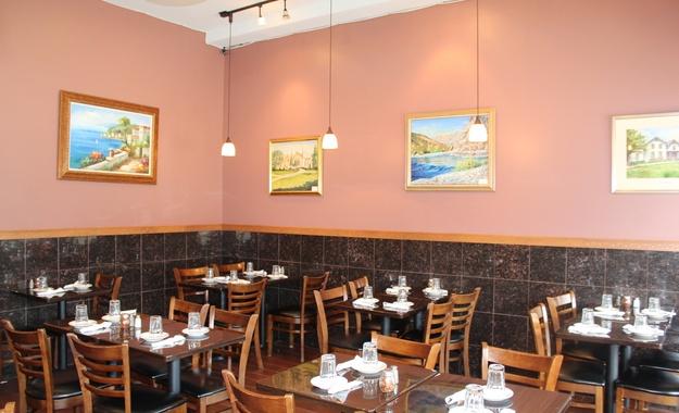 DC / MD / VA venue Ruffino's Spaghetti House