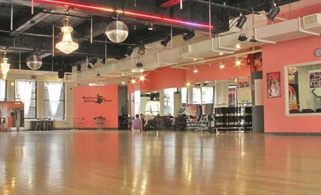NYC / Tri-State venue Manhattan Ballroom Dance
