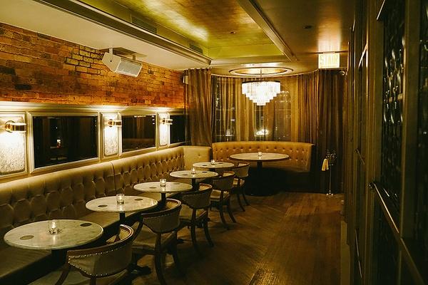 Photo of Chicago event space venue Celeste's Second Floor Deco Room