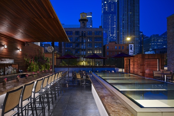 Photo of Chicago event space venue Tanta's Rooftop Terrace
