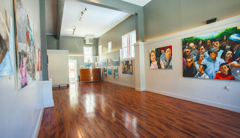 Photo of San Francisco event space venue Spark Arts