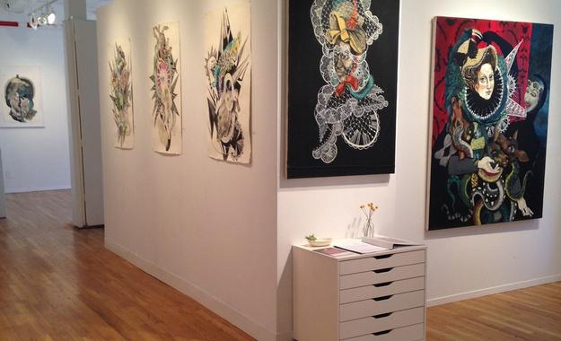 NYC / Tri-State venue GItana Rosa Gallery