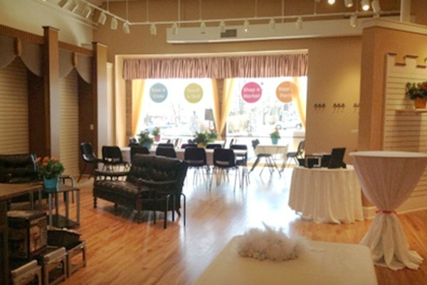 Photo of Chicago event space venue Mixin Mingle's Space