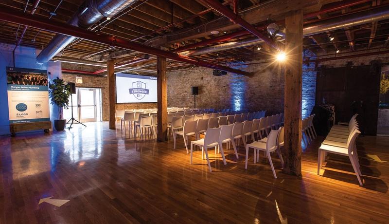 Photo of Chicago event space venue Moonlight Studios