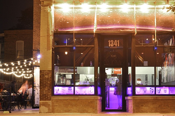 Photo of Chicago event space venue Tamale Spaceship