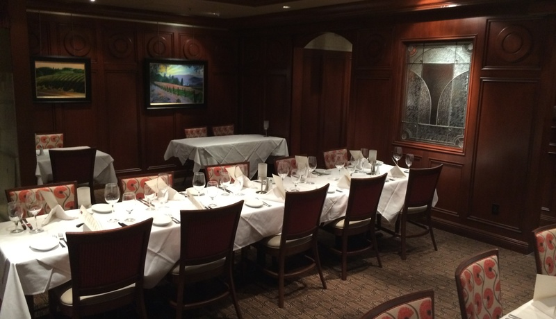 Photo of San Francisco event space venue Ruth's Chris Steak House