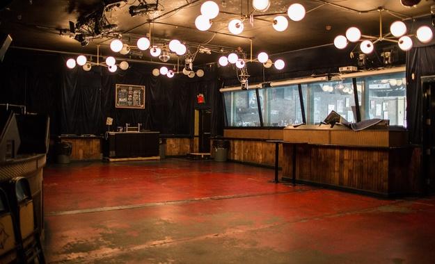 NYC / Tri-State venue Knitting Factory Brooklyn