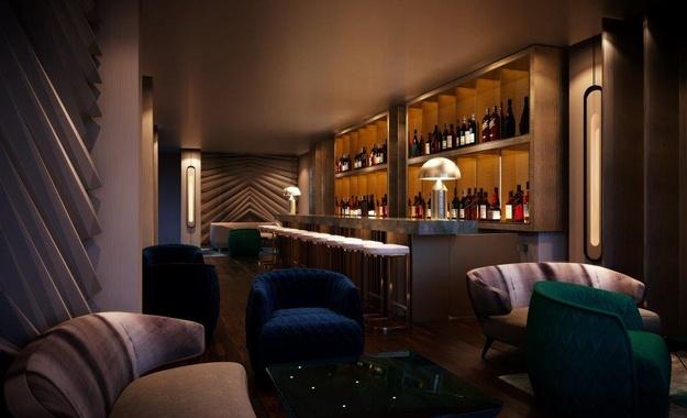 NYC / Tri-State venue LeGrande Lounge at The Time Hotel